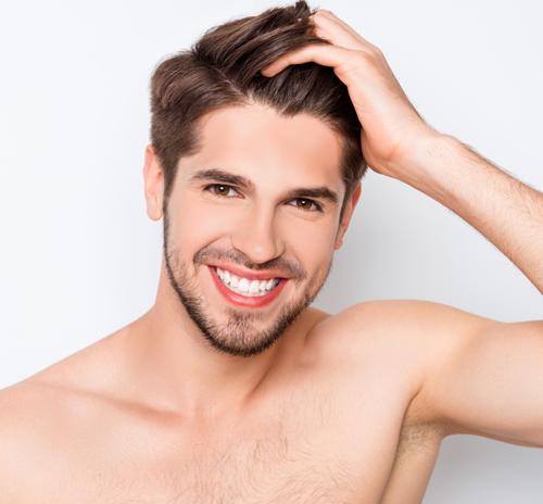 VAMPIRE HAIR RESTORATION